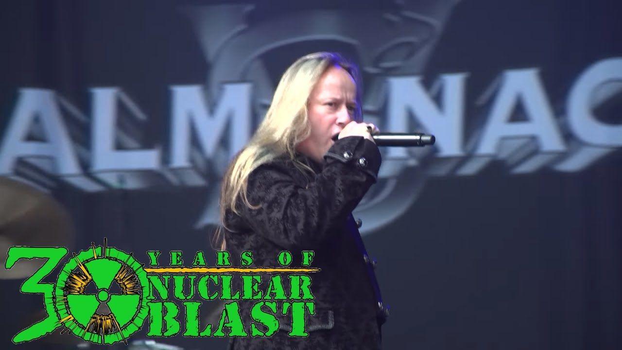 ALMANAC - No More Shadows - @Masters of Rock (OFFICIAL LIVE CLIP)