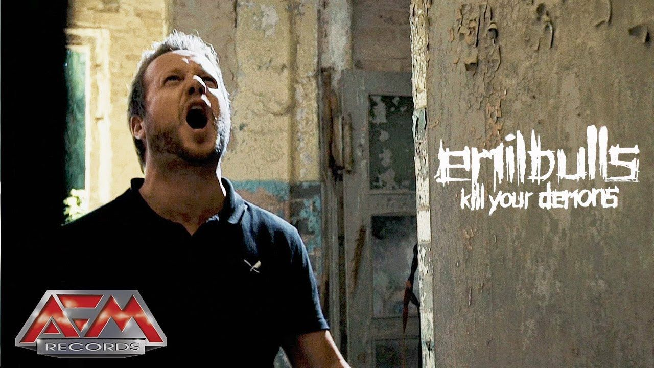 EMIL BULLS - Kill Your Demons[Censored Version](2017) // official clip // AFM Records