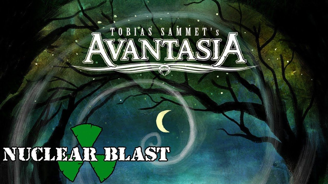 TOBIAS SAMMET'S AVANTASIA  feat. CANDICE NIGHT – Moonglow (OFFICIAL LYRIC VIDEO)