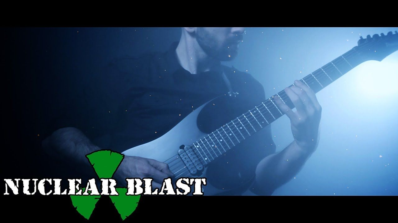 AENIMUS - Before The Eons (OFFICIAL MUSIC VIDEO)