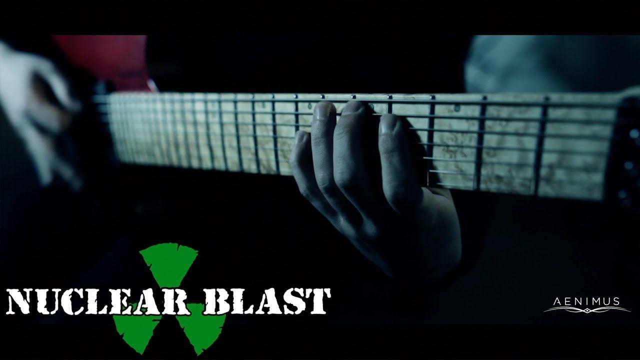 "AENIMUS - ""The Dark Triad"" Featuring Brian James (OFFICIAL GUITAR PLAYTHROUGH)"
