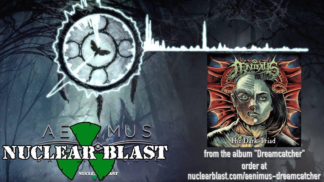 AENIMUS - 'The Dark Triad' (OFFICIAL TRACK STREAM)