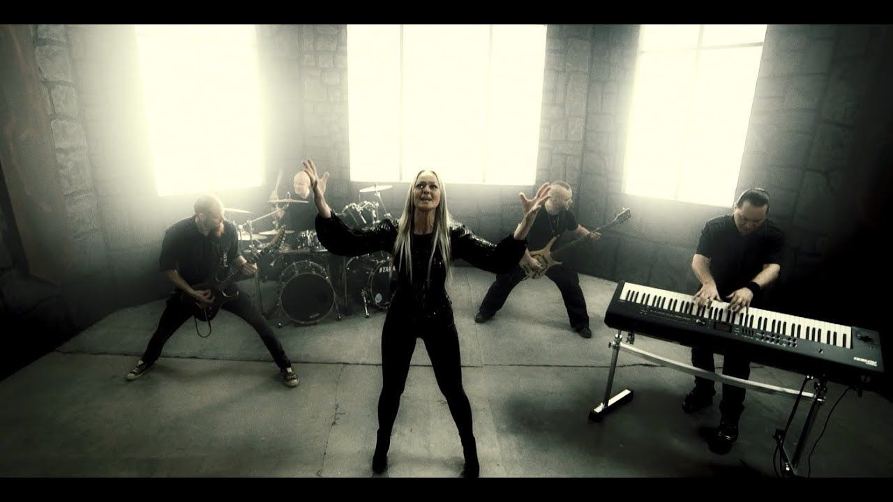 AMBERIAN DAWN - I'm The One (Official Video)   Napalm Records