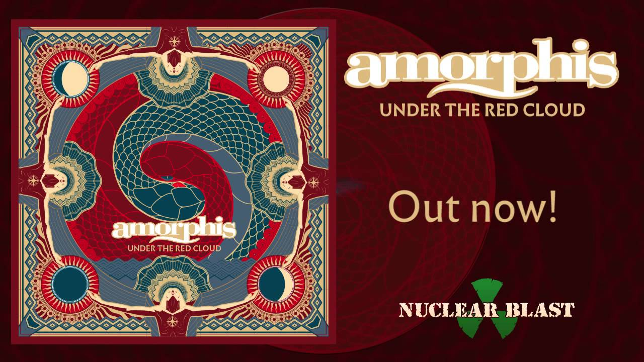 AMORPHIS - 'Under The Red Cloud' (OFFICIAL TRACK)