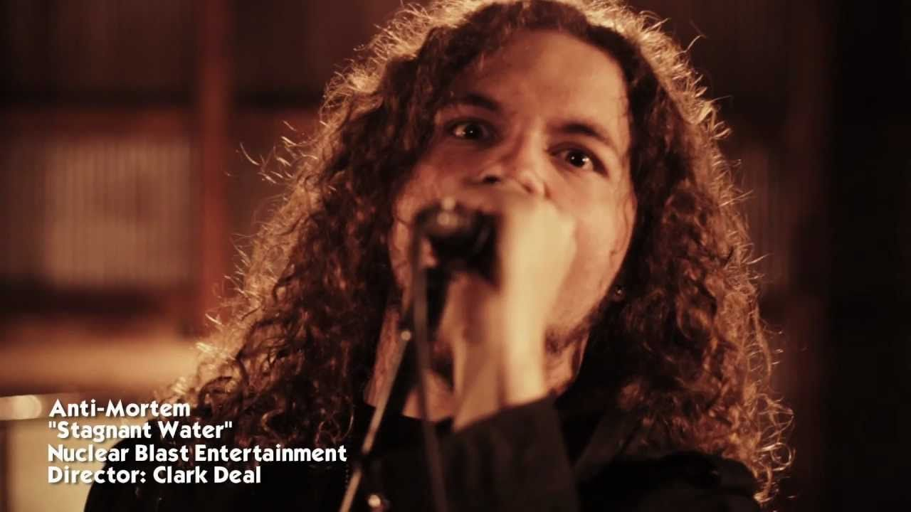 ANTI-MORTEM - Stagnant Water (OFFICIAL MUSIC VIDEO)