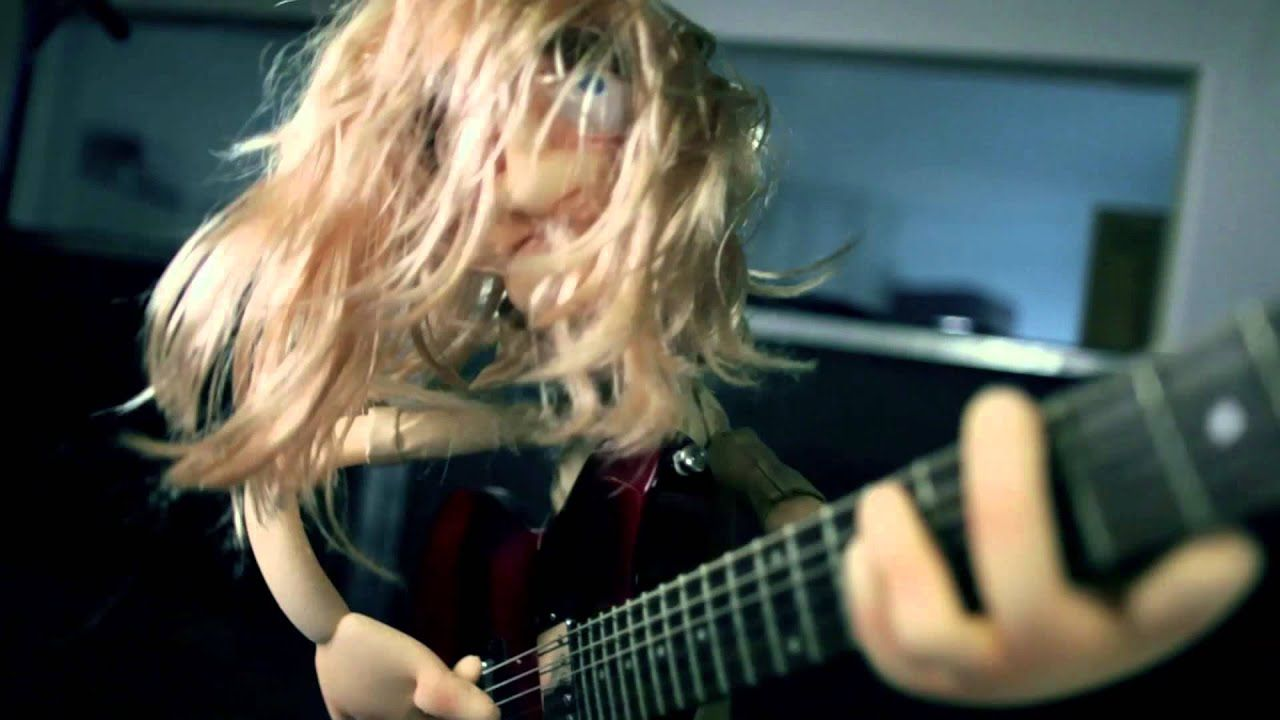 AUDREY HORNE - Holy Roller (Official Video) | Napalm Records