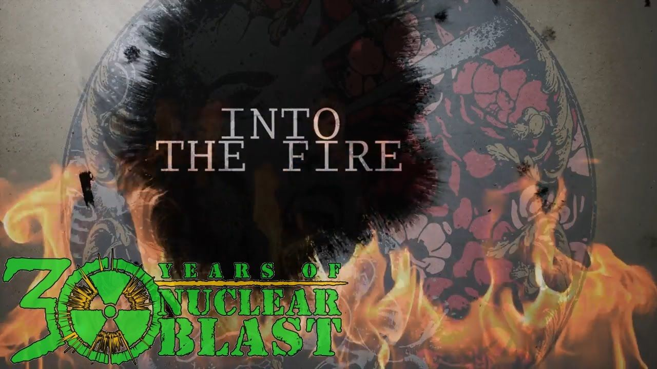 AVATARIUM - Into the Fire/Into the Storm (OFFICIAL LYRIC VIDEO)