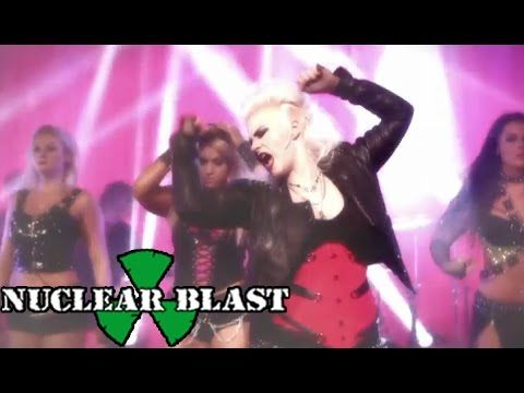 BATTLE BEAST - Madness (OFFICIAL VIDEO)