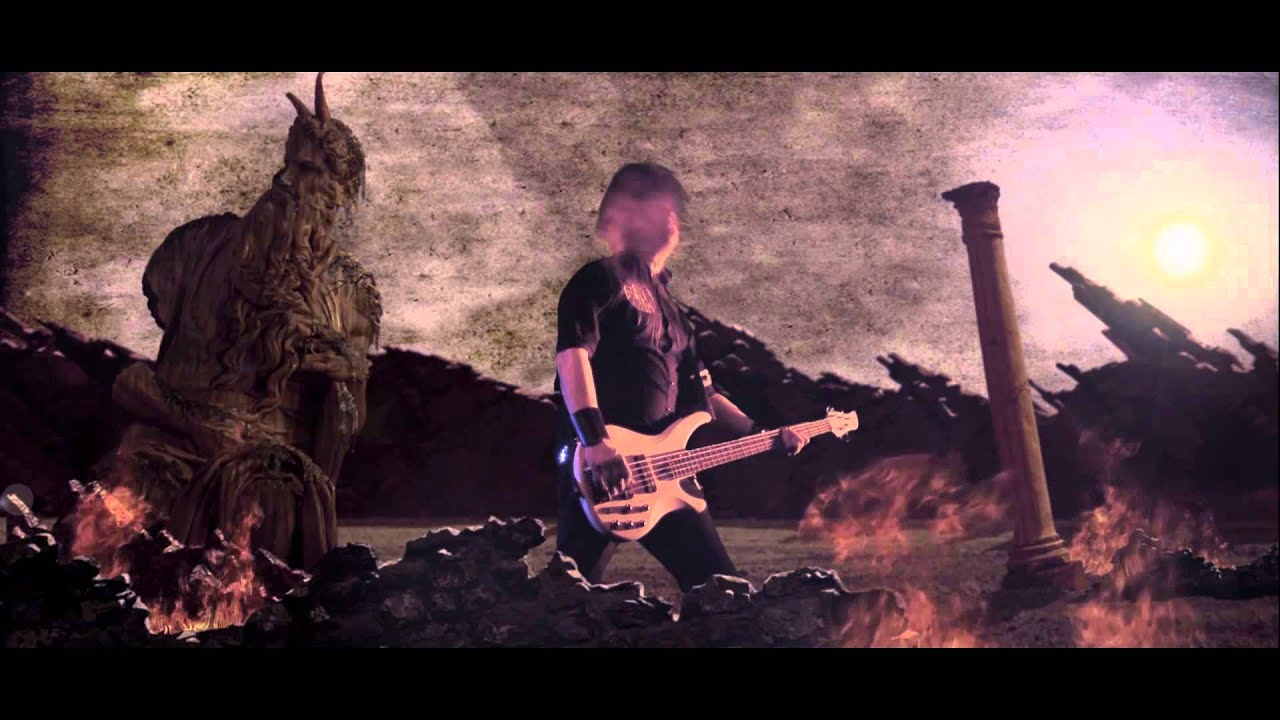 BLOODBOUND - Stormborn (2014) / official clip / AFM Records