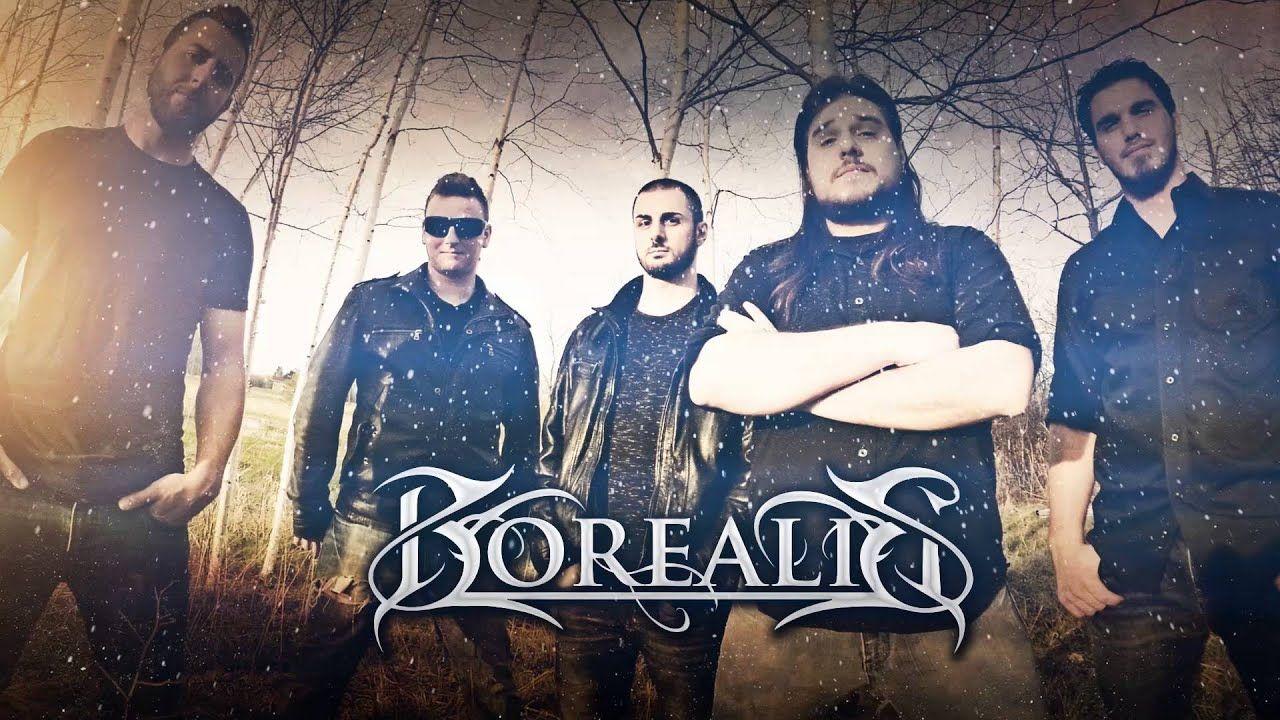 BOREALIS - No Easy Way Out (Robert Tepper Cover) / official / NON-ALBUM TRACK /AFM Records