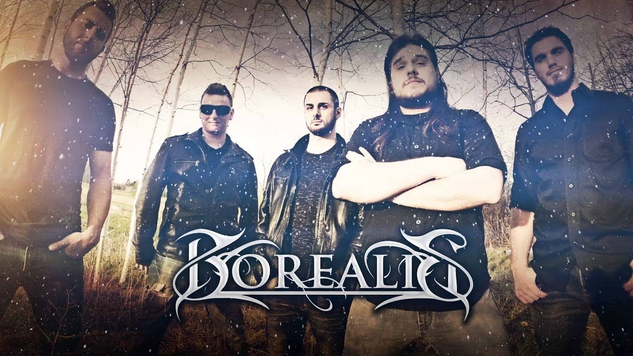 BOREALIS - The Journey (Prologue) / official / NON-ALBUM TRACK /AFM Records