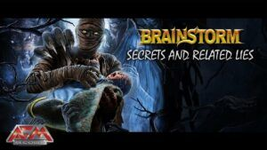 BRAINSTORM - Secrets And Related Lies (2019) // Official Audio Video // AFM Records