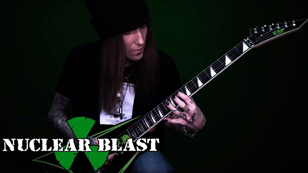 "CHILDREN OF BODOM - ""Under Grass And Clover"" Guitar Playthrough (OFFICIAL VIDEO)"