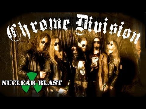 CHROME DIVISION - Lady Of Perpetual Sorrow (OFFICIAL VIDEO)
