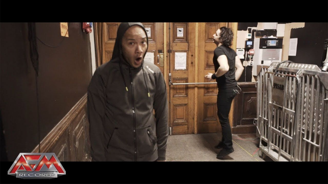 DANKO JONES - We're Crazy (2018) // Official Music Video // AFM Records