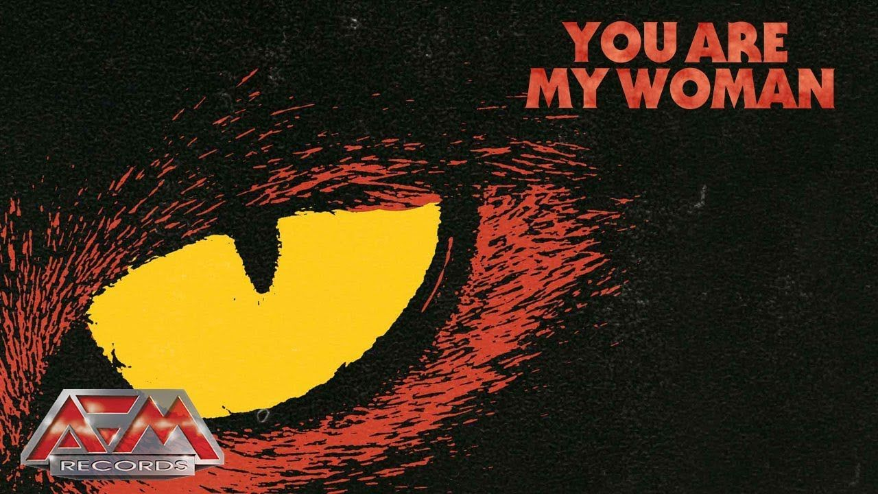 DANKO JONES - You Are My Woman (2017) // official lyric video // AFM Records