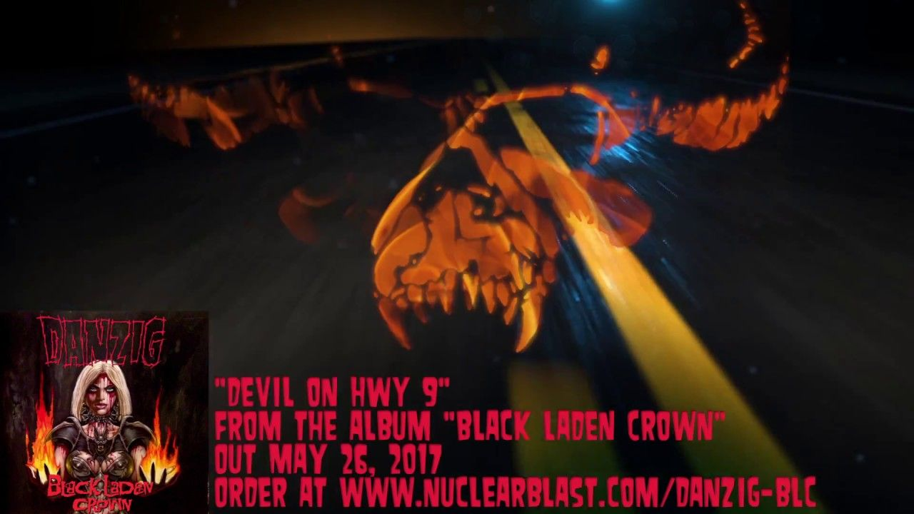DANZIG - Devil on Hwy 9 (OFFICIAL TRACK)