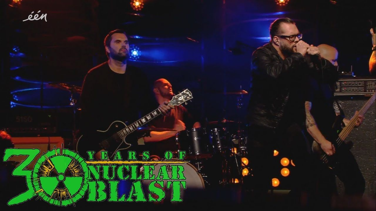 DIABLO BLVD - Summer Has Gone (Live on Van Gils & Gasten)