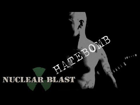 DISCHARGE - Hatebomb (OFFICIAL TRACK & LYRICS)