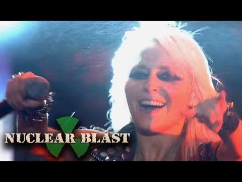 DORO  -  Raise Your Fist In The Air - Live At Wacken (OFFICIAL LIVE VIDEO)
