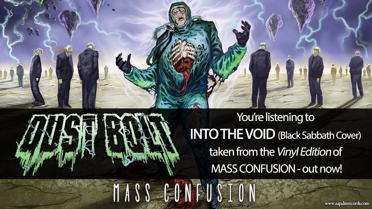 DUST BOLT - Into The Void (Black Sabbath Cover) | Napalm Records