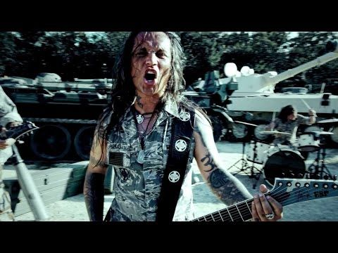 EKTOMORF - Aggressor (2016) // official clip // AFM Records