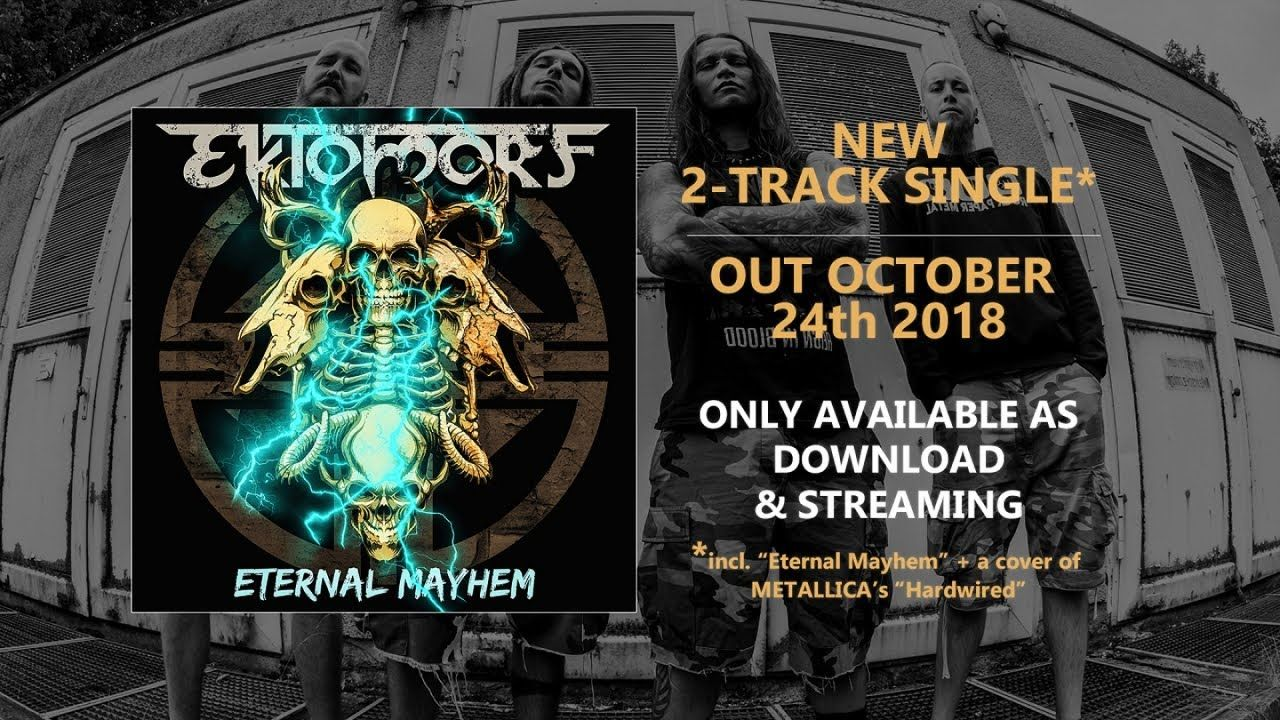 EKTOMORF - Eternal Mayhem (2018) // Official Audio Video // AFM Recordsi