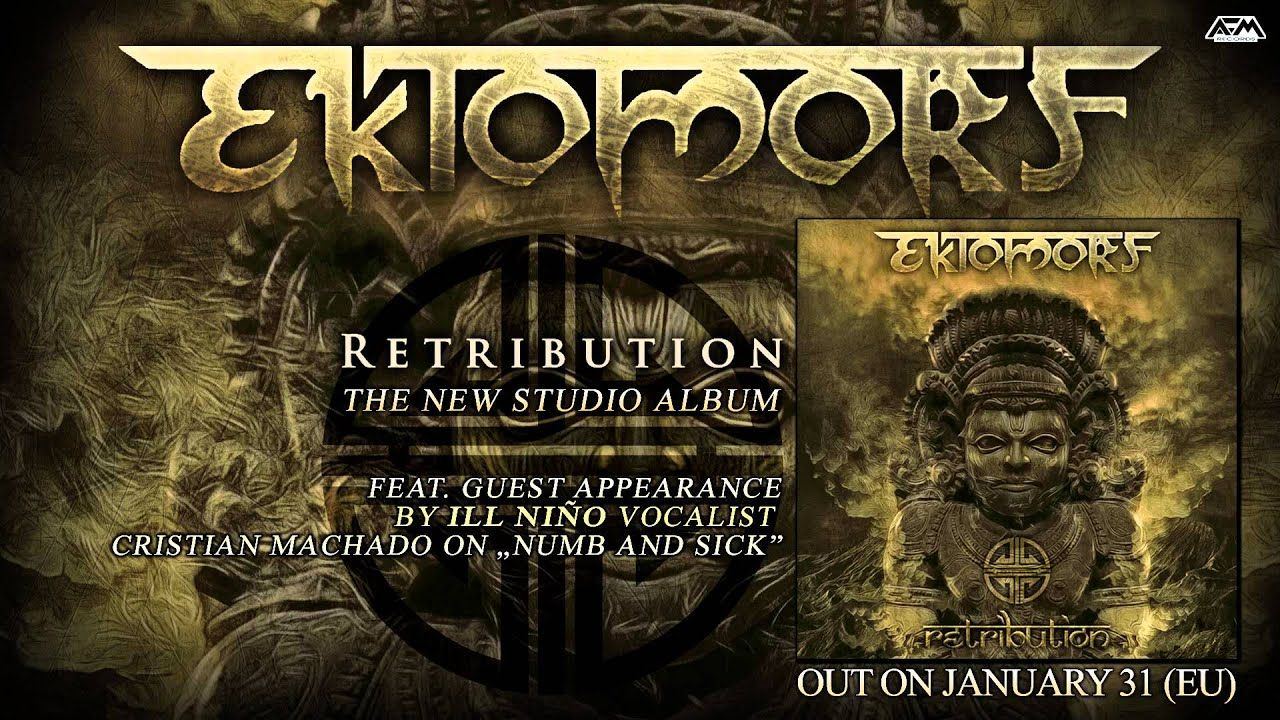EKTOMORF - Face Your Fear (2014) // AFM Records