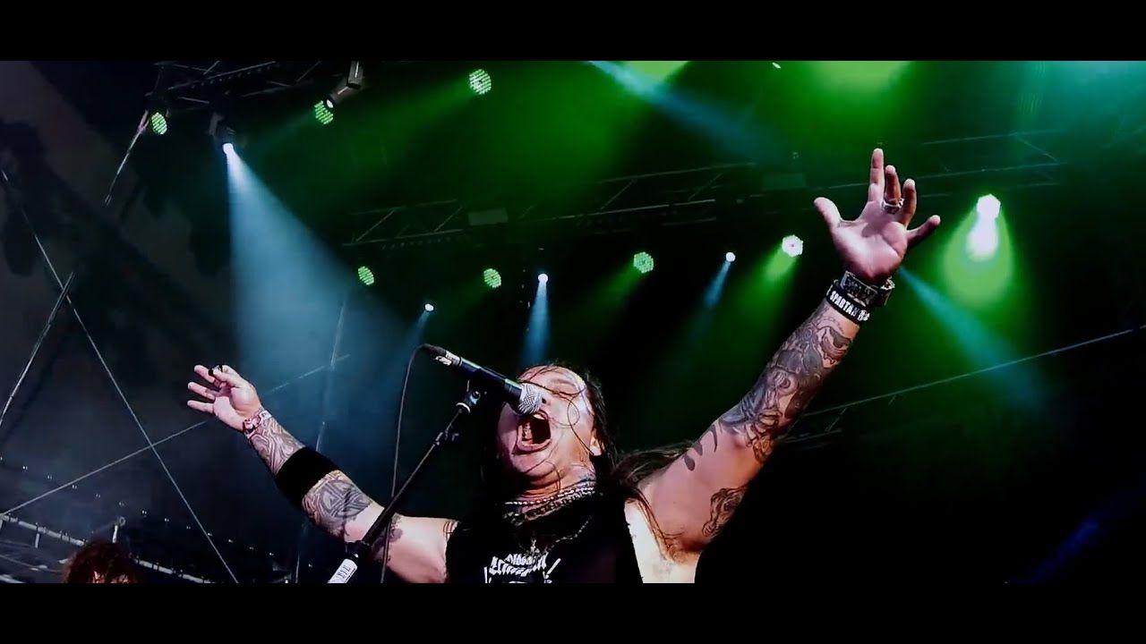 EKTOMORF - Whisper (2014) // official clip // AFM Records