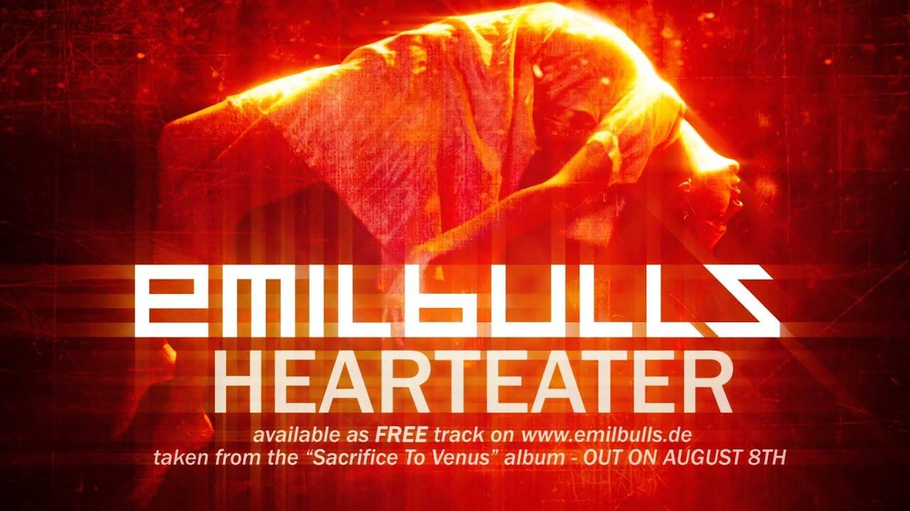 EMIL BULLS - Hearteater (2014) // official LYRIC video // AFM Records