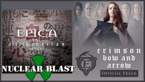 EPICA - Crimson Bow and Arrow (OFFICIAL TRACK)