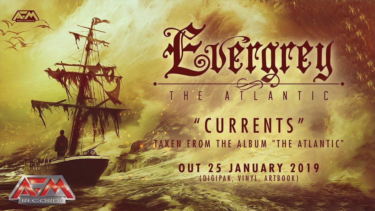 EVERGREY - Currents (2019) // Official Audio Video // AFM Records
