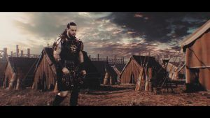 EX DEO - The Roman (Official Video)   Napalm Records