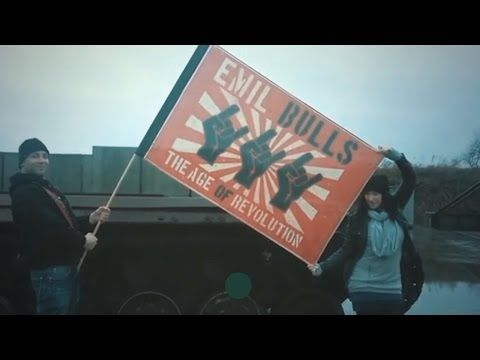 Emil Bulls - The Age of Revolution (2015) // official clip // AFM Records