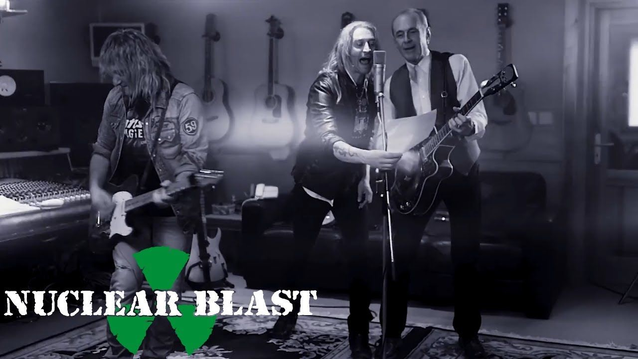 GOTTHARD - Bye Bye Caroline [feat. Francis Rossi] (OFFICIAL VIDEO)