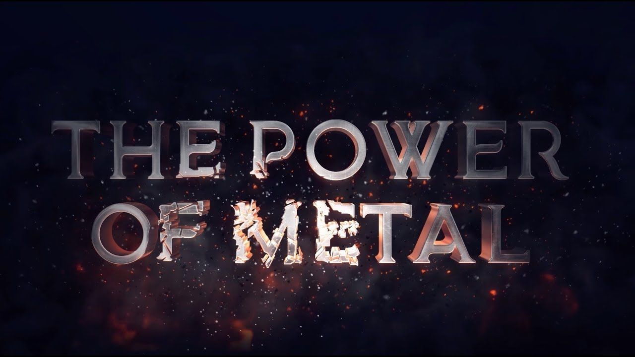 GRAVE DIGGER - The Power Of Metal (Official Lyric Video) | Napalm Records