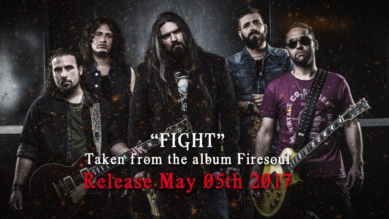 HELKER - Fight (2017) // official lyric video // AFM Records