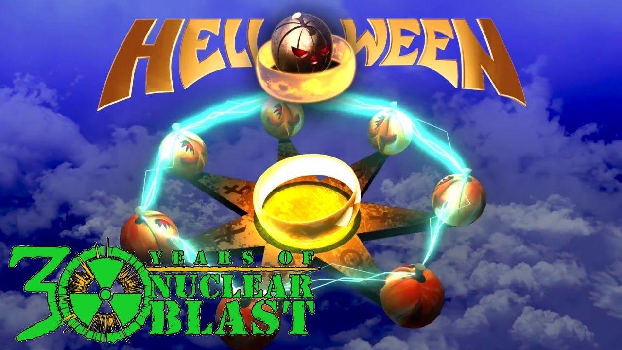HELLOWEEN -  Pumpkins United (OFFICIAL LYRIC VIDEO)
