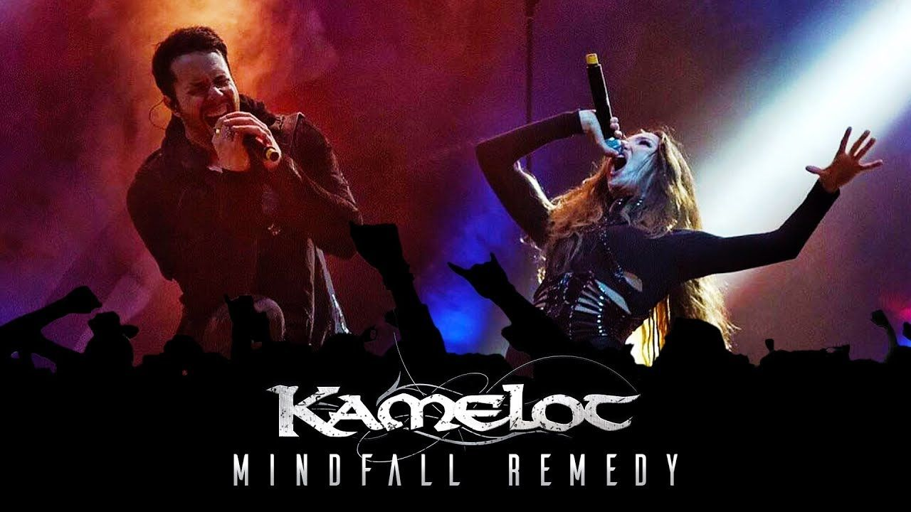 KAMELOT - Mindfall Remedy ft. Lauren Hart (Official Video)
