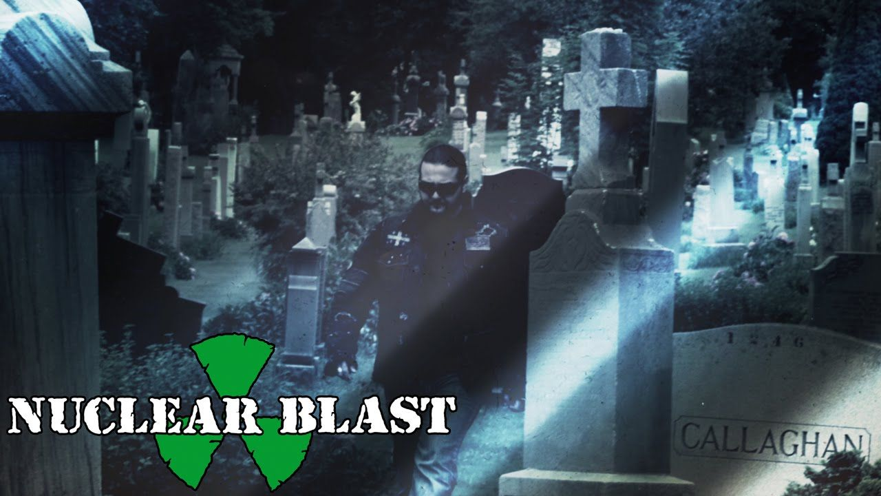 KATAKLYSM - Marching Through Graveyards (OFFICIAL VIDEO)