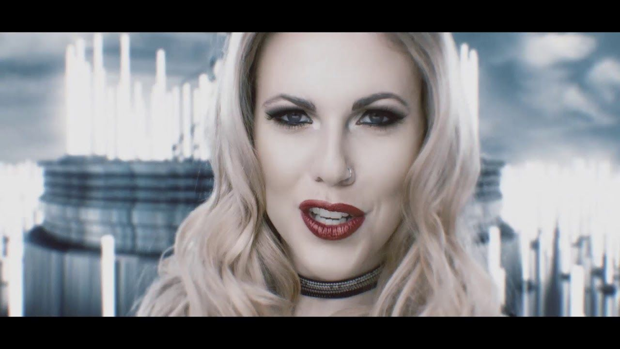KOBRA AND THE LOTUS - Light Me Up (Official Video) | Napalm Records
