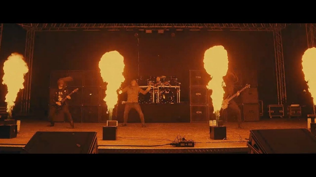 LEGION OF THE DAMNED - Slaves Of The Southern Cross (Official Video) | Napalm Records