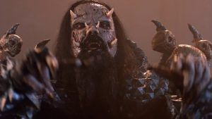 LORDI - Naked In My Cellar [Explicit Version] (2018) // Official Music Video // AFM Records