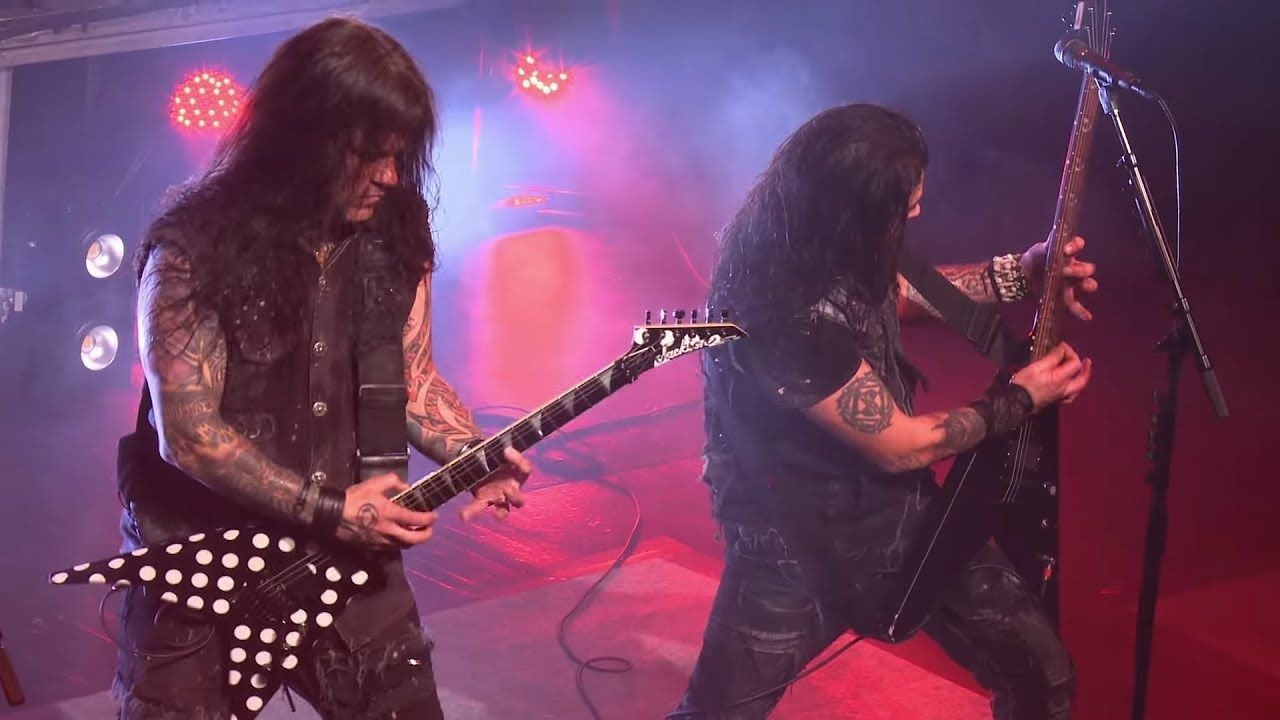 MACHINE HEAD - Now We Die (OFFICIAL LIVE VIDEO)