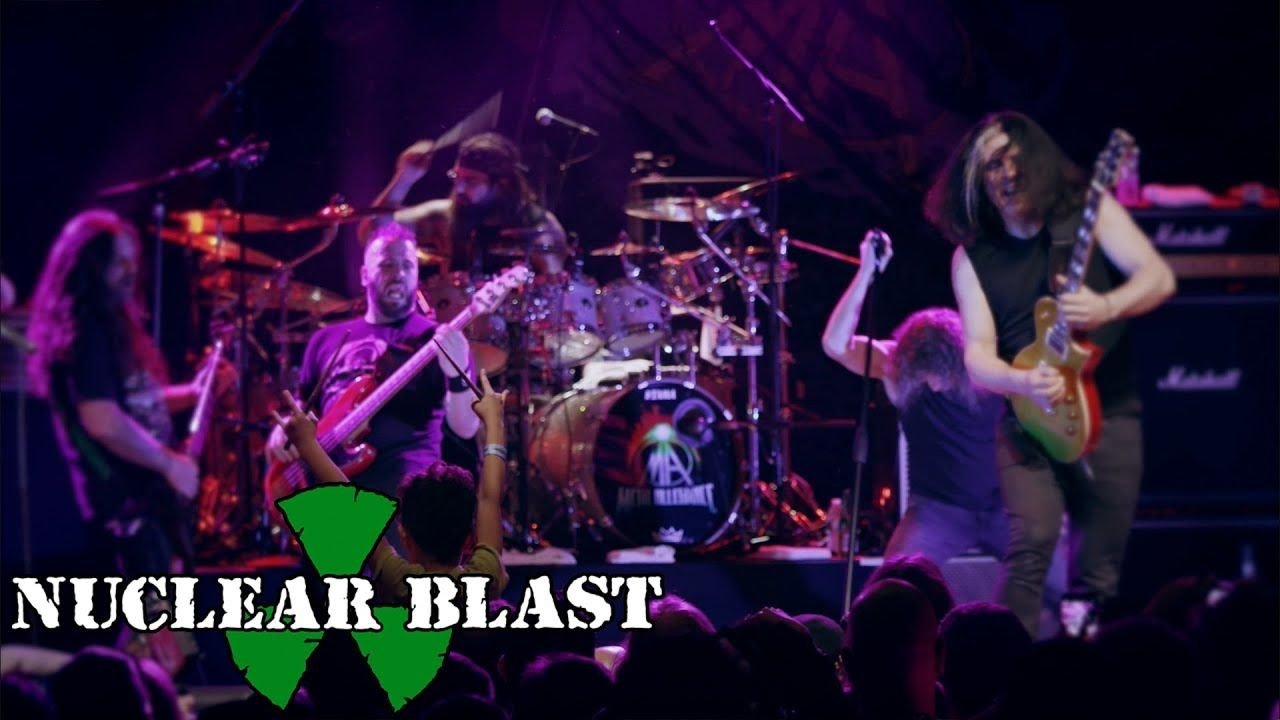 METAL ALLEGIANCE - Mother of Sin (feat. Bobby Blitz) (OFFICIAL MUSIC VIDEO)