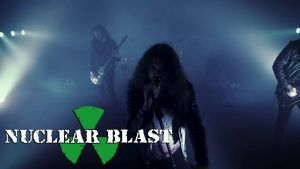 NAILED TO OBSCURITY - Black Frost (OFFICIAL VIDEO)