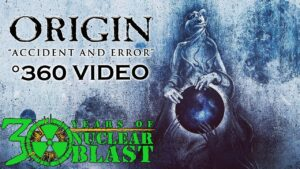 ORIGIN - Accident and Error (360 VISUALIZER OFFICIAL VIDEO)