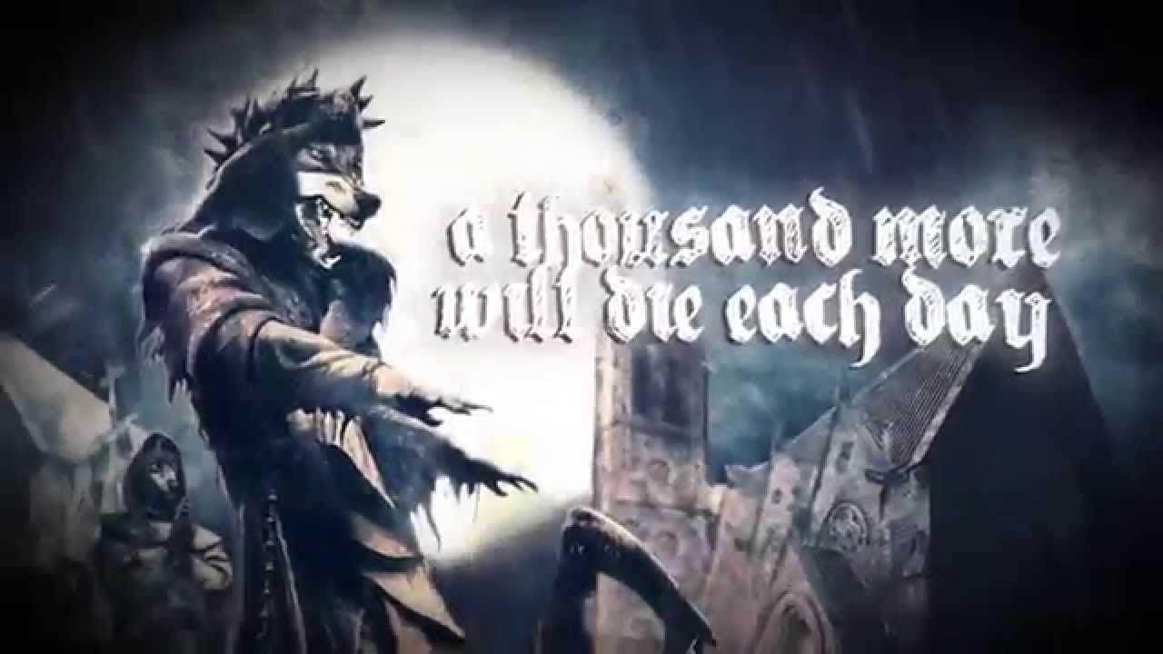 POWERWOLF - Out In The Fields (Gary Moore Cover) Official Lyric Video | Napalm Records
