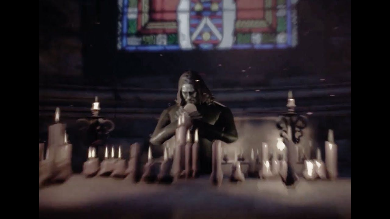 POWERWOLF - The Sacrament Of Sin (Official Video) | Napalm Records