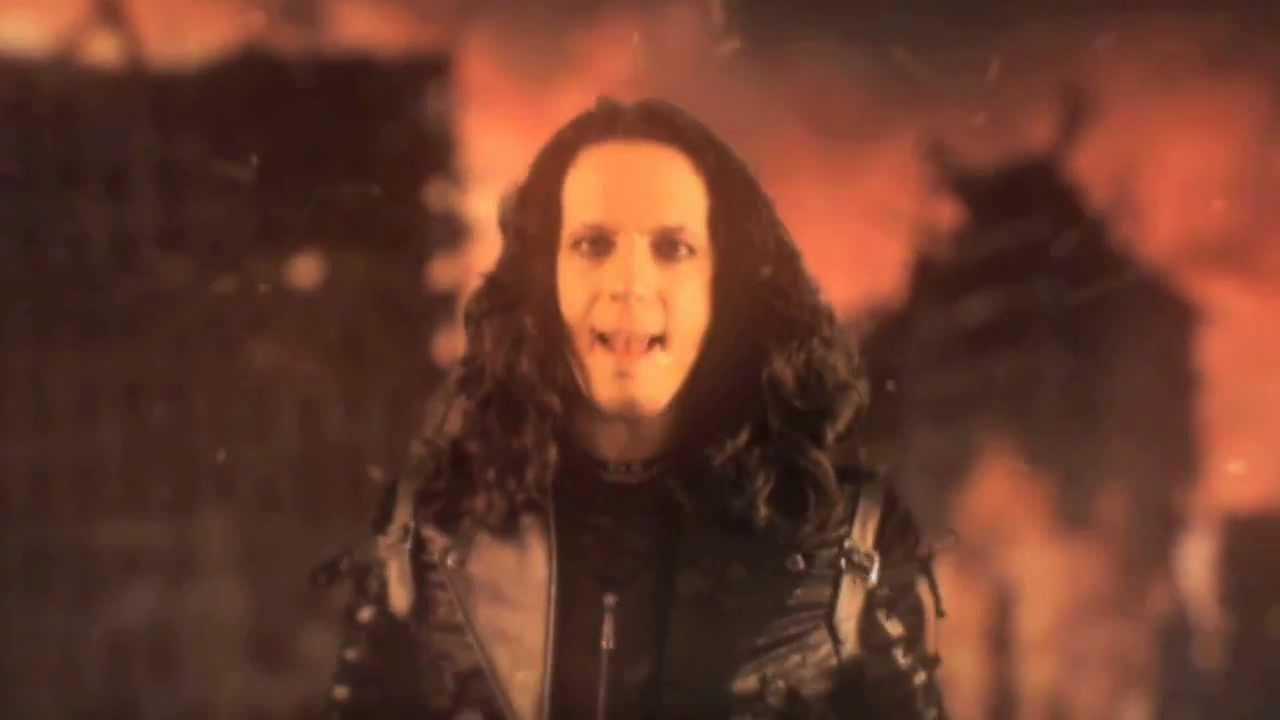 RHAPSODY - Clash Of The Titans/Walking Dead Remix (OFFICIAL VIDEO)